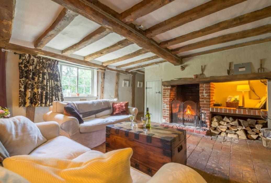 Gardener's Cottage, Suffolk, England