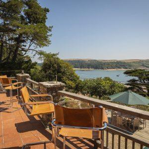 A dog friendly cottage in Devon with stunning sea views