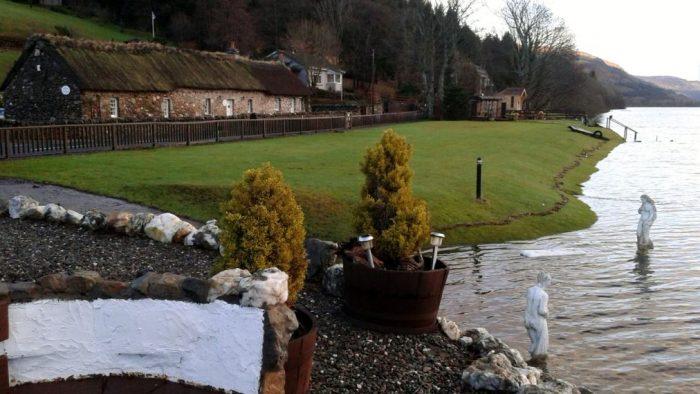 Briar dog friendly cottages Loch Lomond and Trossachs National Park