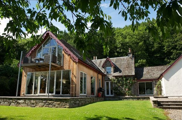 Mains of Taymouth Luxury dog friendly cottages in Kenmore, Perthshire, Scotland