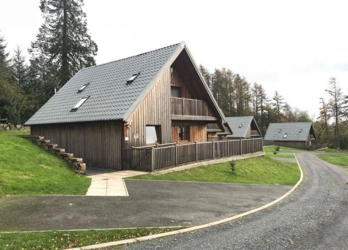 Conifer Dog Friendly Lodges Dumfries and Galloway