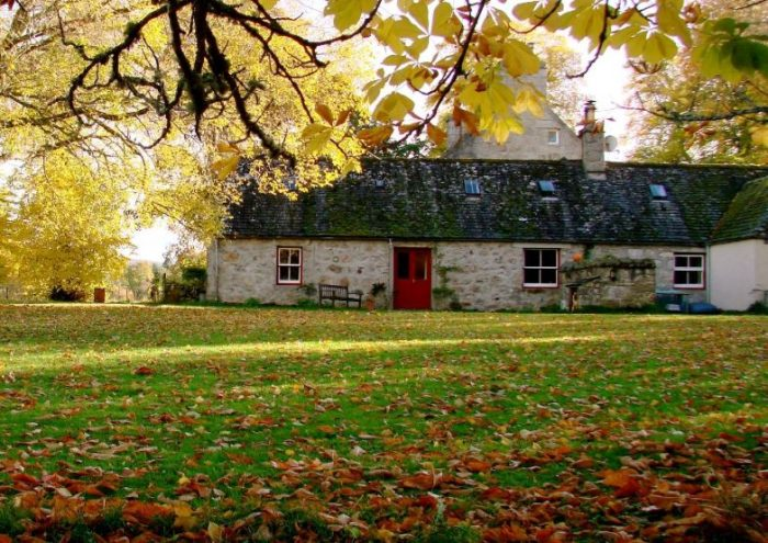 Dell of Abernethy, dog friendly cottages, Aviemore