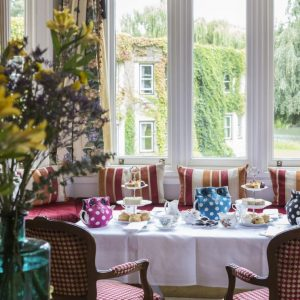 Afternoon Tea at the Oakley Court, Dog Friendly Hotel, Windsor