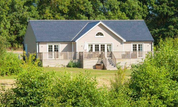 Wakes Hall Dog Friendly Lodges Essex