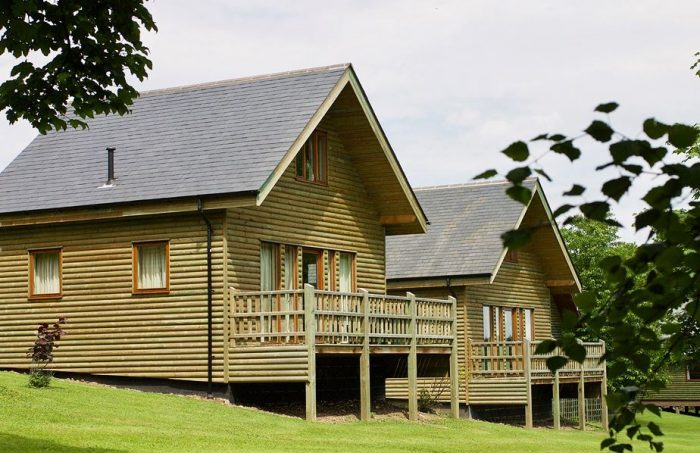 Flowery Dell Lodges, self catering accommodation, North Yorkshire