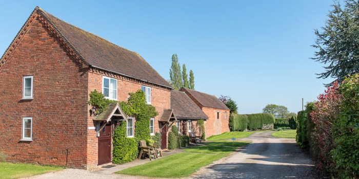 Picturesque holiday cottages in Warwickshire