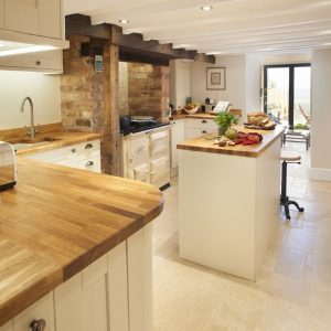 Cottage style traditional, yet modern holiday cottage from Rural Retreats, UK.