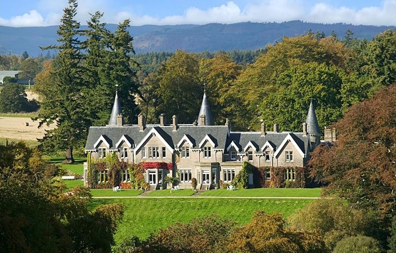 Ballathie House