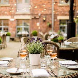 Casual Dining at the Hotel du Vin, Newcastle, a dog-friendly venue
