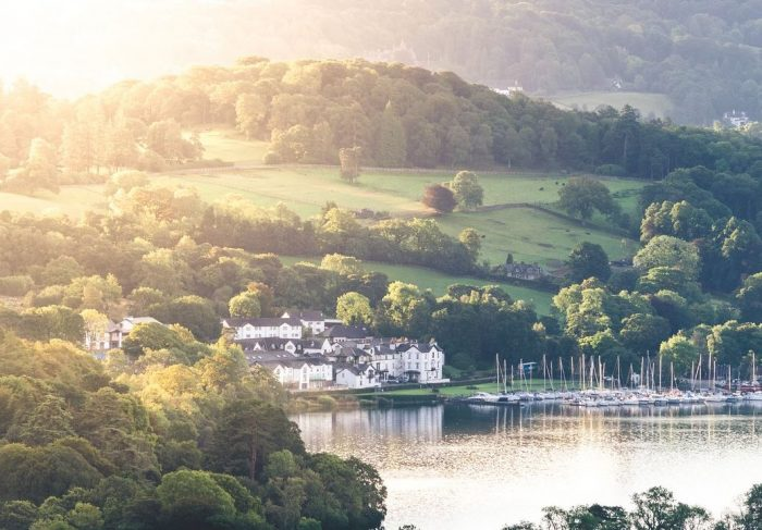 Low Wood Bay Dog Friendly Hotel North West England by Lake Windermere