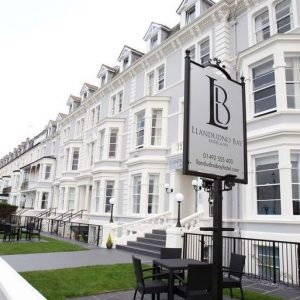 Llandudno Bay Dog Friendly Hotel Wales