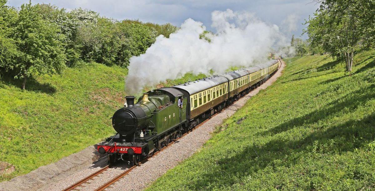 Gloucestershire and warwickshire steam railway