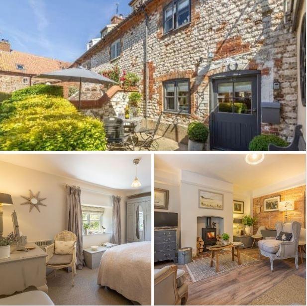 Piper Cottage, Coastal cottage to rent – Norfolk
