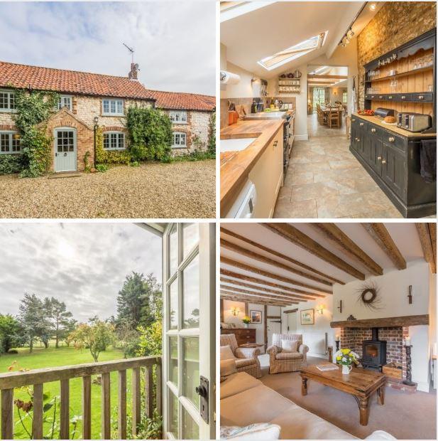 Westgate Cottage Holme-next-the-Sea, Thornham & Holme-next-the-Sea