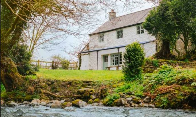Last minute holiday cottage, Brecon Beacons, Wales - Secret Mill