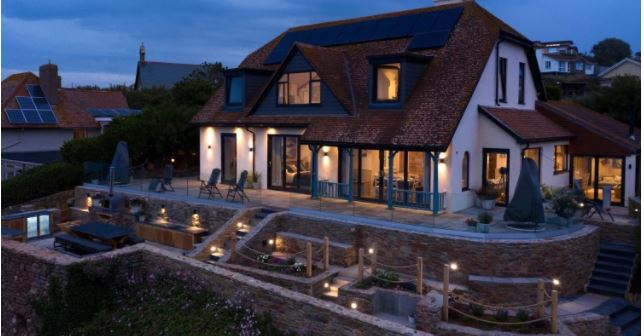 Last minute holiday cottages, Toadhall - Tamarisks Hope Cove