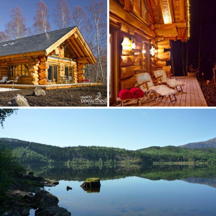 Dog Friendly, Glamping, Highlands-Cabin