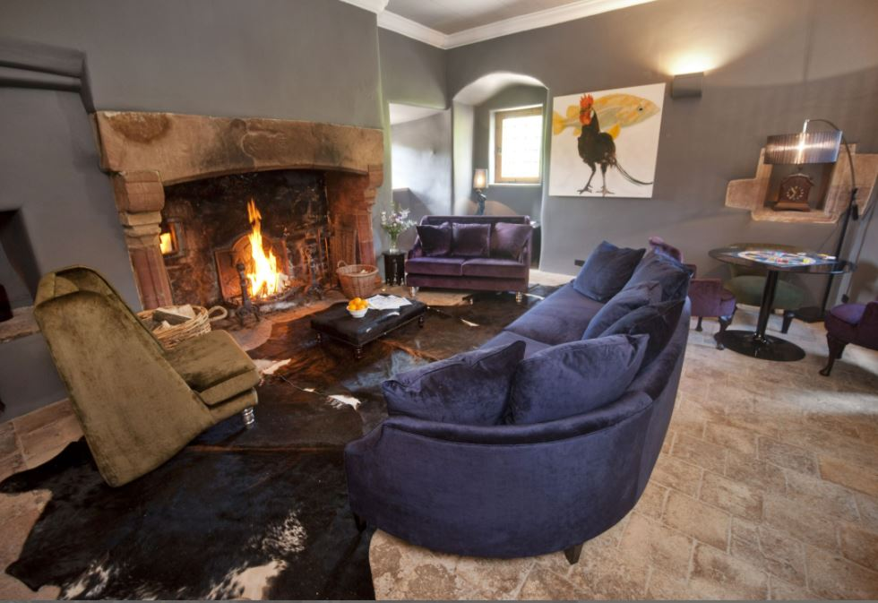 Dog Friendly Cottages- Aikwood Tower, Selkirk