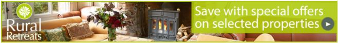Rural Retreats Special Offers - Holiday Cottages